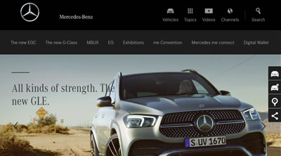 """<a href=""""https://www.mercedes-benz.com/en/"""" target=""""_blank"""">Mercedes Benz</a>"""