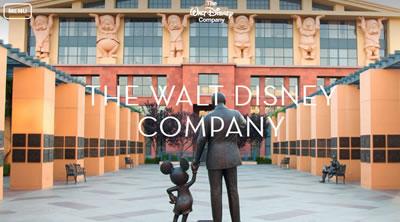 """<a href=""""https://www.thewaltdisneycompany.com"""" target=""""_blank"""">Walt Disney Company</a>"""