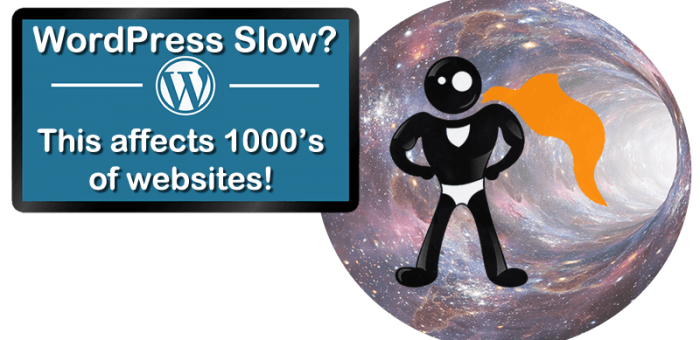 Why is my WordPress website so slow?